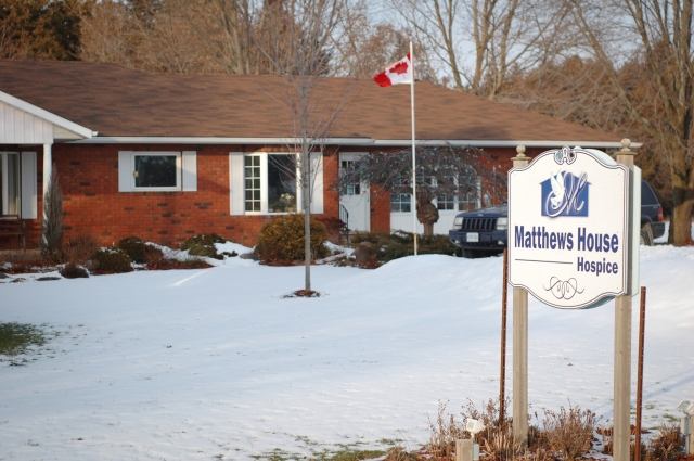 Matthew's House Hopsice Alliston